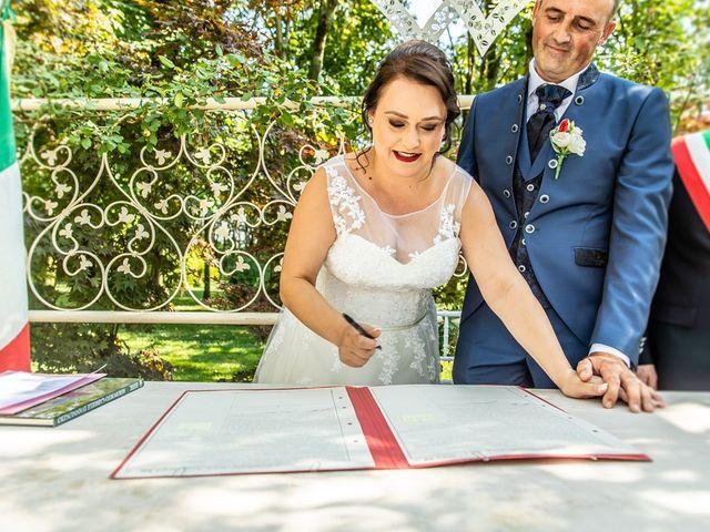 Il matrimonio di Stefano e Marcela a Belfiore, Verona 108