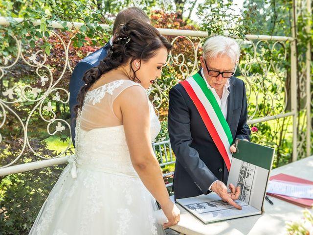 Il matrimonio di Stefano e Marcela a Belfiore, Verona 111