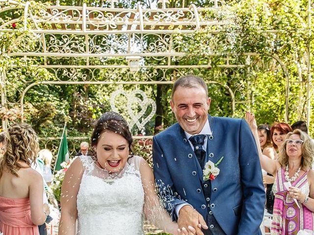 Il matrimonio di Stefano e Marcela a Belfiore, Verona 116