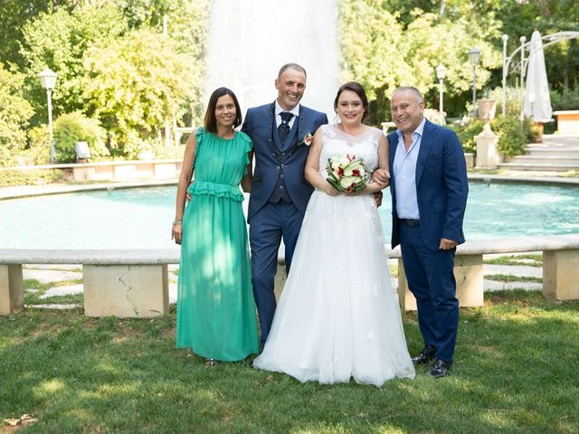 Il matrimonio di Stefano e Marcela a Belfiore, Verona 123