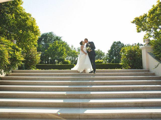 Il matrimonio di Stefano e Marcela a Belfiore, Verona 140