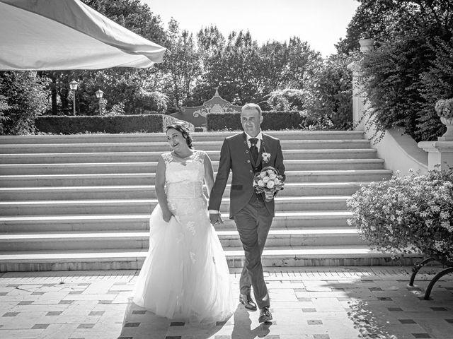 Il matrimonio di Stefano e Marcela a Belfiore, Verona 142