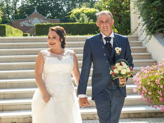 Il matrimonio di Stefano e Marcela a Belfiore, Verona 143