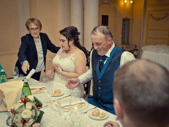 Il matrimonio di Stefano e Marcela a Belfiore, Verona 182