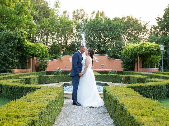 Il matrimonio di Stefano e Marcela a Belfiore, Verona 184