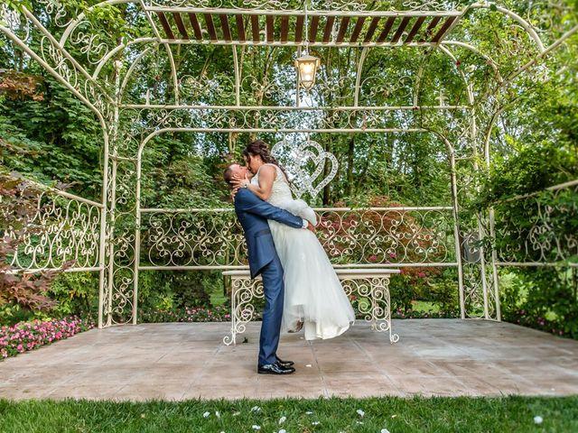 Il matrimonio di Stefano e Marcela a Belfiore, Verona 188