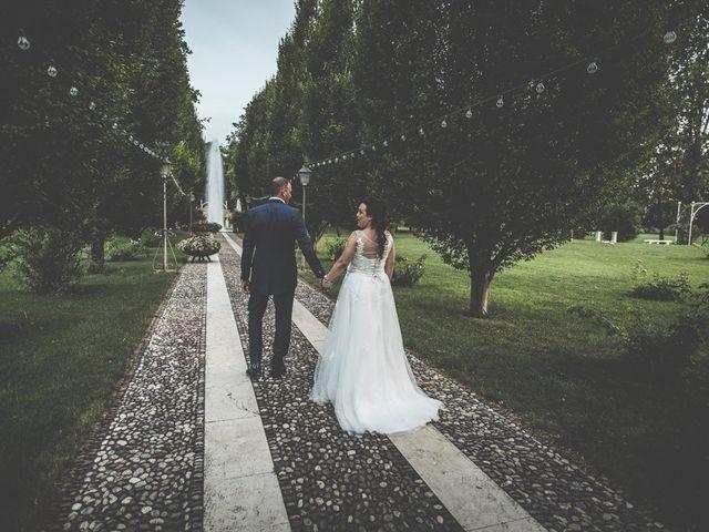 Il matrimonio di Stefano e Marcela a Belfiore, Verona 193