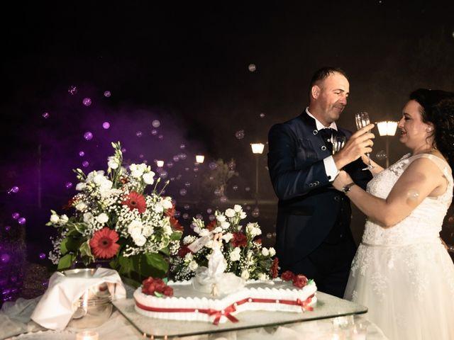 Il matrimonio di Stefano e Marcela a Belfiore, Verona 198