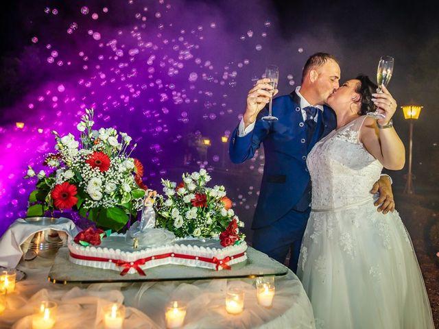 Il matrimonio di Stefano e Marcela a Belfiore, Verona 199