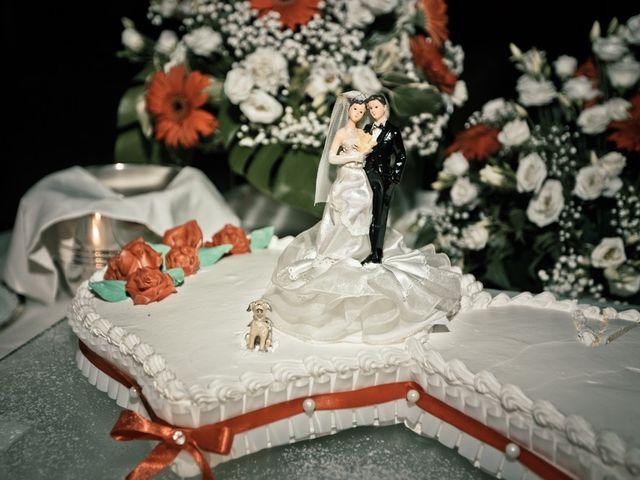 Il matrimonio di Stefano e Marcela a Belfiore, Verona 203
