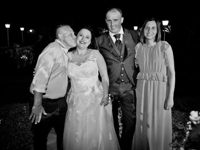 Il matrimonio di Stefano e Marcela a Belfiore, Verona 207