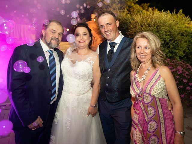 Il matrimonio di Stefano e Marcela a Belfiore, Verona 214