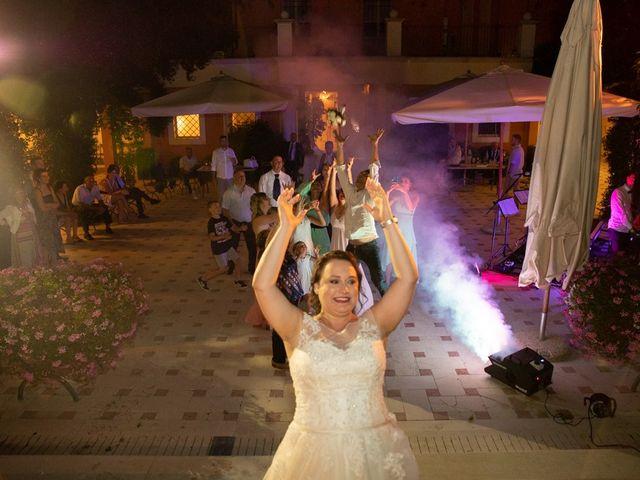 Il matrimonio di Stefano e Marcela a Belfiore, Verona 245