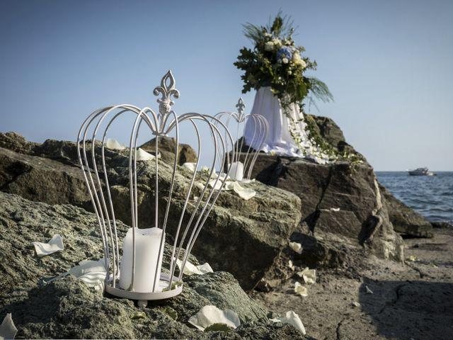 Il matrimonio di Massimo e Hanne a Arenzano, Genova 34
