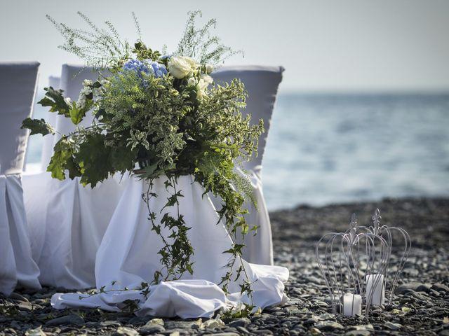 Il matrimonio di Massimo e Hanne a Arenzano, Genova 35