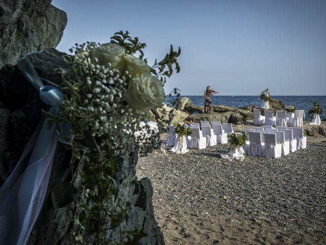 Il matrimonio di Massimo e Hanne a Arenzano, Genova 40