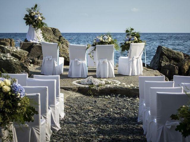 Il matrimonio di Massimo e Hanne a Arenzano, Genova 45