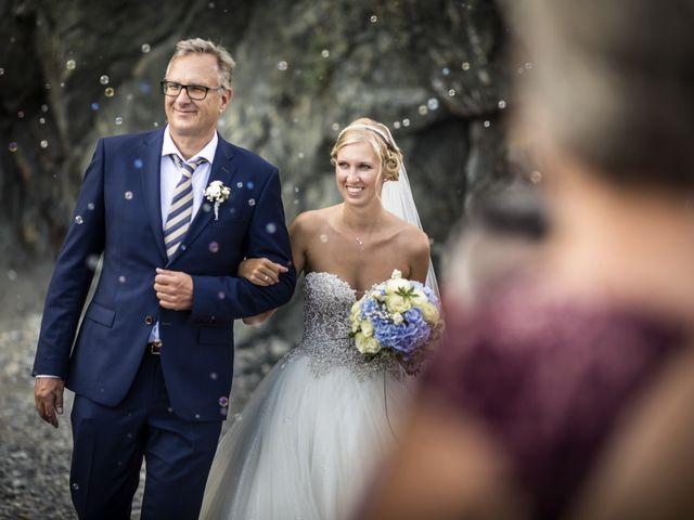 Il matrimonio di Massimo e Hanne a Arenzano, Genova 49