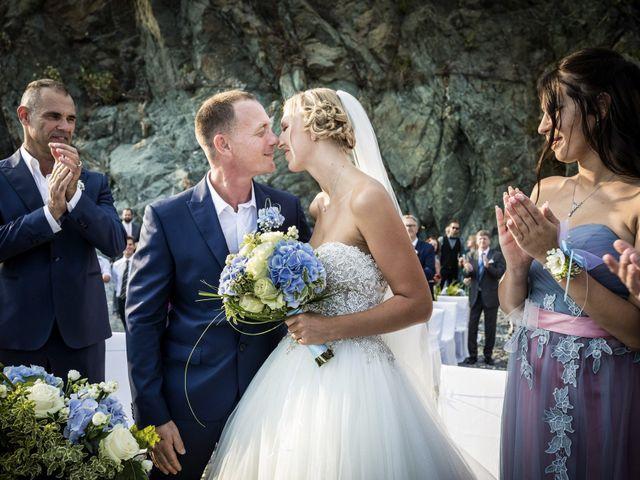 Il matrimonio di Massimo e Hanne a Arenzano, Genova 50