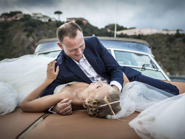 Il matrimonio di Massimo e Hanne a Arenzano, Genova 59
