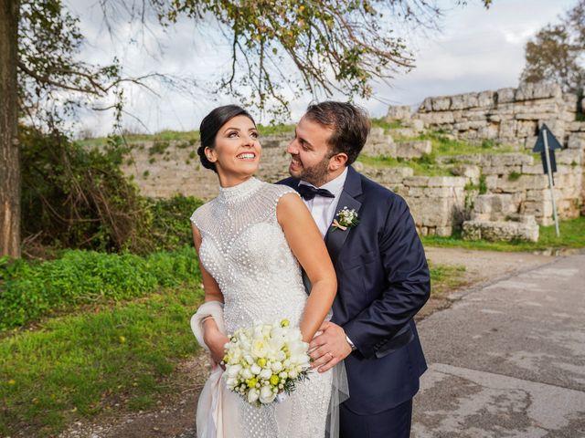 Le nozze di Luca e Mariateresa