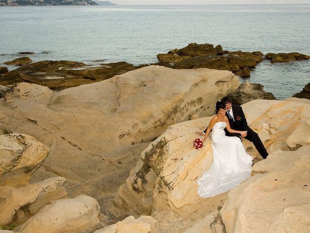 Il matrimonio di Daniela e Riccardo a Vallecrosia, Imperia 15