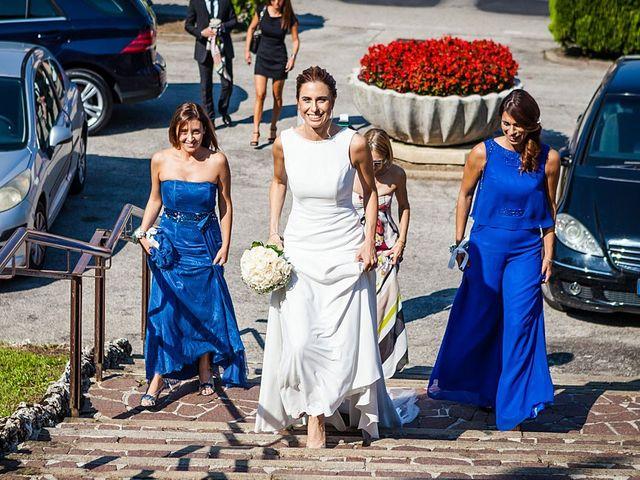 Il matrimonio di Alberto e Francesca a Vicenza, Vicenza 12