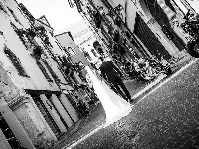Il matrimonio di Alberto e Francesca a Vicenza, Vicenza 20