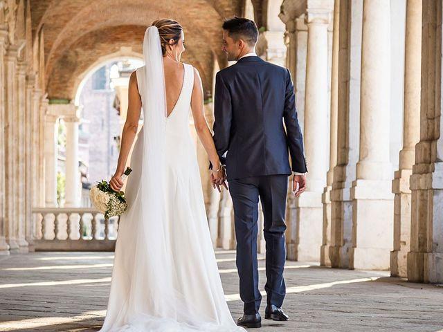 Il matrimonio di Alberto e Francesca a Vicenza, Vicenza 21