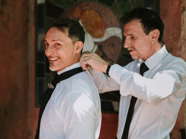 Il matrimonio di Francesco e Tamara a Grottaferrata, Roma 13