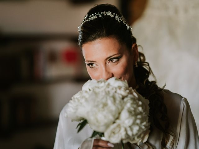 Il matrimonio di Francesco e Tamara a Grottaferrata, Roma 20