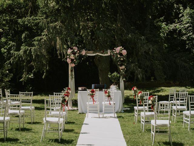 Il matrimonio di Francesco e Tamara a Grottaferrata, Roma 26