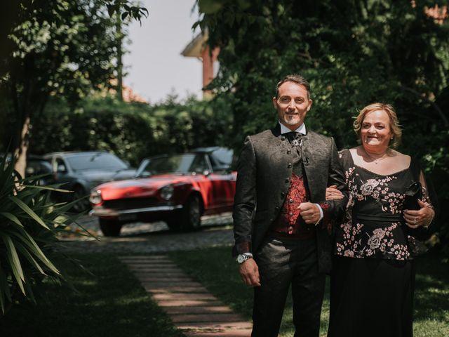Il matrimonio di Francesco e Tamara a Grottaferrata, Roma 29