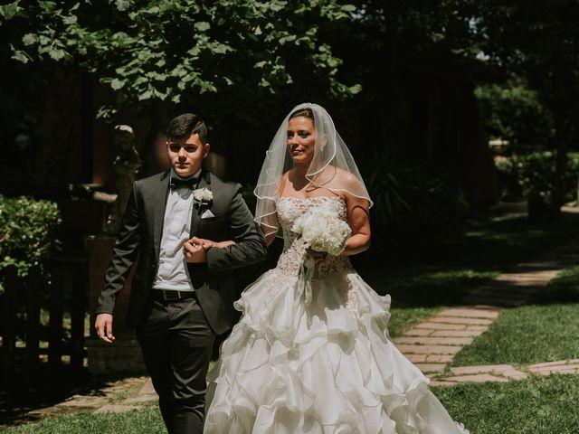 Il matrimonio di Francesco e Tamara a Grottaferrata, Roma 30