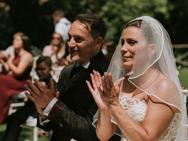 Il matrimonio di Francesco e Tamara a Grottaferrata, Roma 31