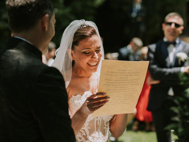 Il matrimonio di Francesco e Tamara a Grottaferrata, Roma 34