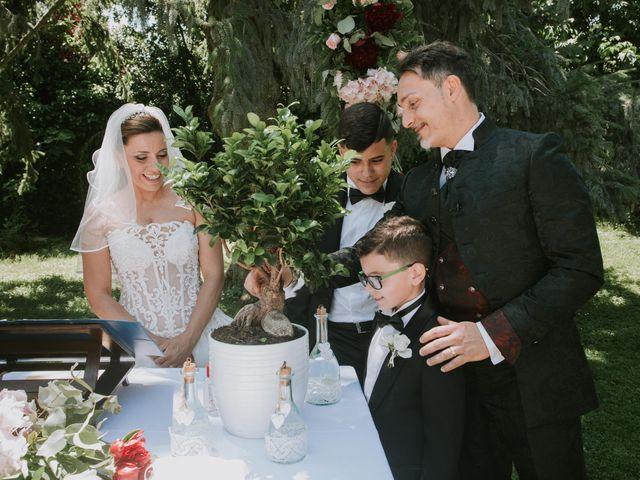 Il matrimonio di Francesco e Tamara a Grottaferrata, Roma 35