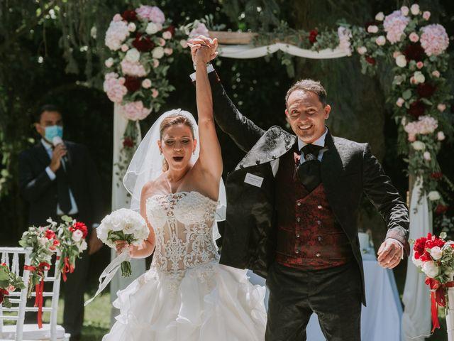 Il matrimonio di Francesco e Tamara a Grottaferrata, Roma 36