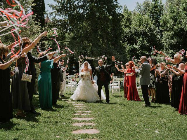 Il matrimonio di Francesco e Tamara a Grottaferrata, Roma 37