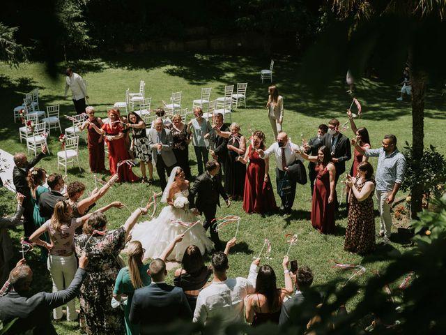 Il matrimonio di Francesco e Tamara a Grottaferrata, Roma 38