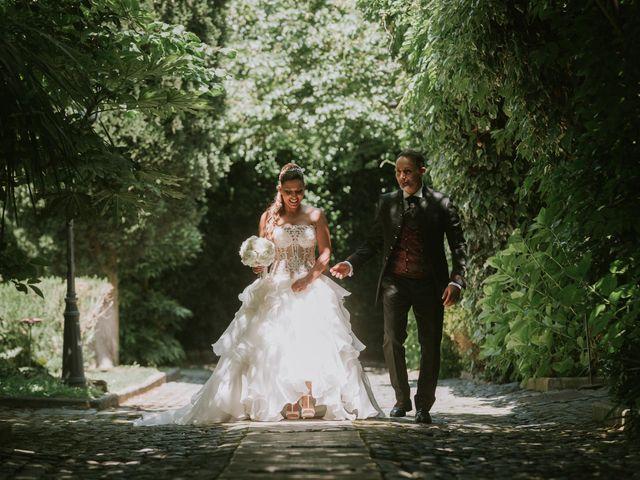 Il matrimonio di Francesco e Tamara a Grottaferrata, Roma 40