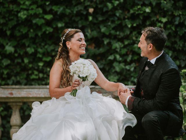 Il matrimonio di Francesco e Tamara a Grottaferrata, Roma 41