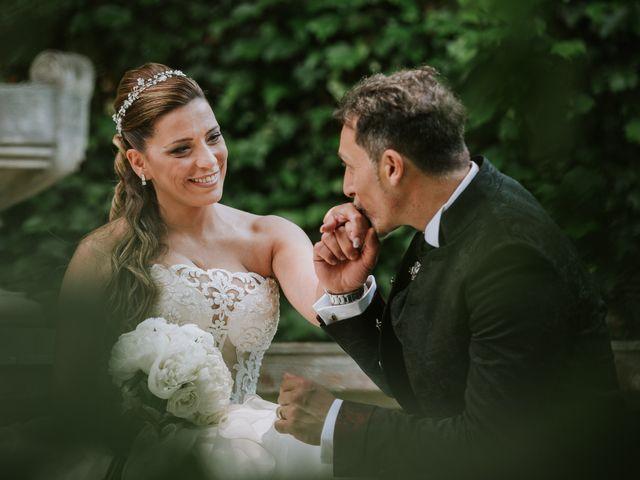 Il matrimonio di Francesco e Tamara a Grottaferrata, Roma 42