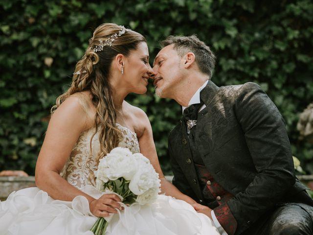 Il matrimonio di Francesco e Tamara a Grottaferrata, Roma 43