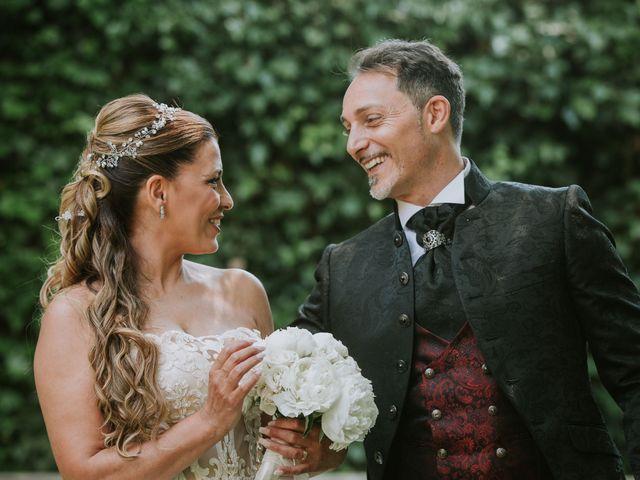 Il matrimonio di Francesco e Tamara a Grottaferrata, Roma 44