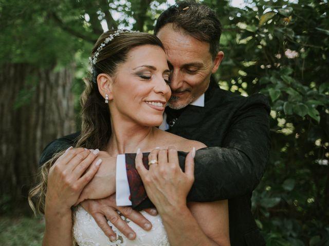 Il matrimonio di Francesco e Tamara a Grottaferrata, Roma 2