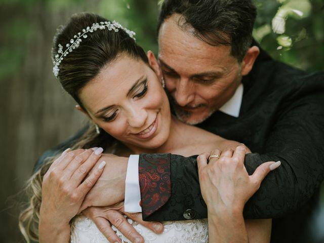 Il matrimonio di Francesco e Tamara a Grottaferrata, Roma 45