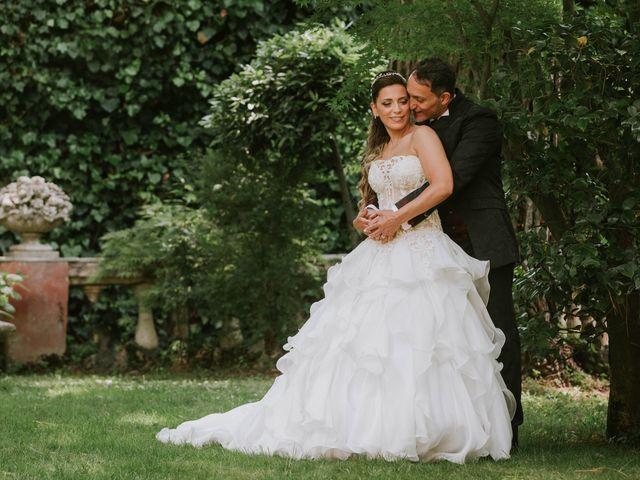 Il matrimonio di Francesco e Tamara a Grottaferrata, Roma 47