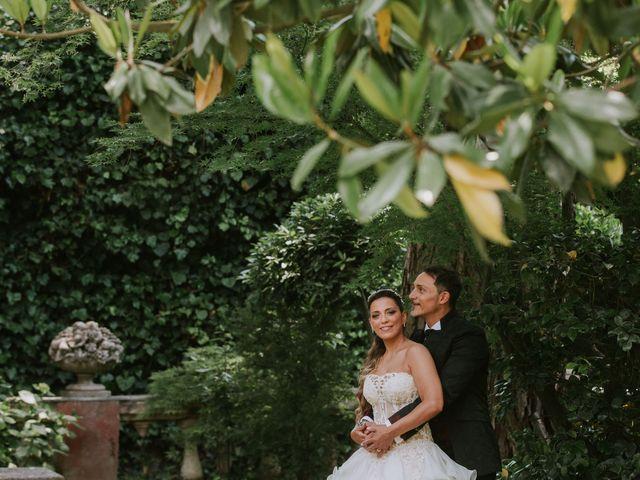 Il matrimonio di Francesco e Tamara a Grottaferrata, Roma 48