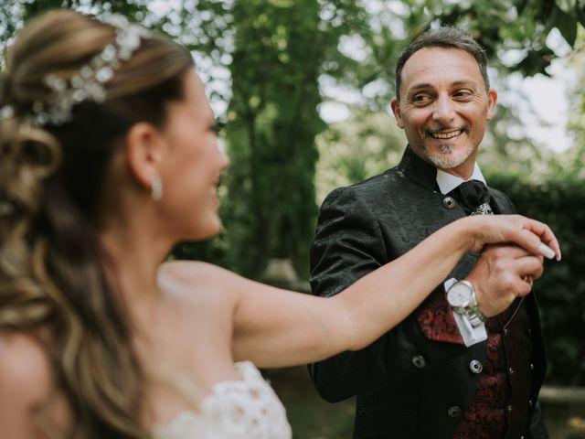 Il matrimonio di Francesco e Tamara a Grottaferrata, Roma 49